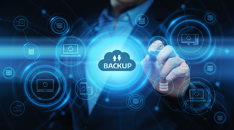 cloud based backup
